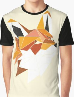 Faux Renard Graphic T-Shirt