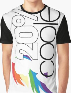 20% Cooler! (ALL options) - WHITE Graphic T-Shirt