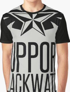 Support Blackwatch Graphic T-Shirt