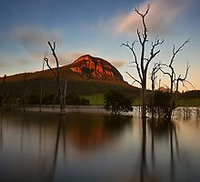 Mt Greville by Chris Lofqvist