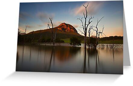 Mt Greville by Chris Lofqvist
