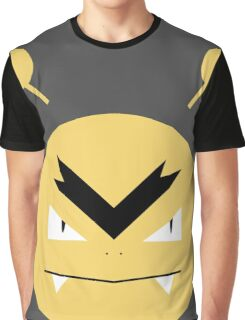 Electabuzz Ball Graphic T-Shirt