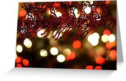 Won't you guide my sleigh tonight? (version 2) by laruecherie