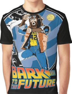 Bark to the Future Graphic T-Shirt