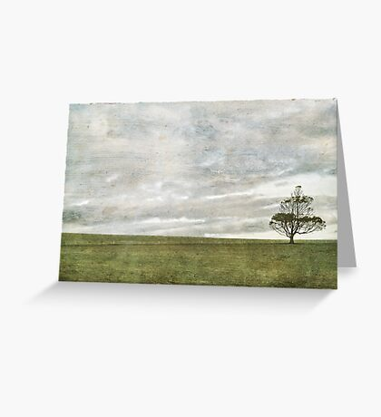 Lonely Places ~ Greeting Card