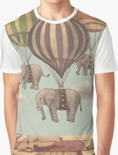 Flight of the Elephants Graphic T-Shirt
