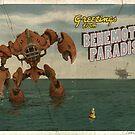 Behemoth Paradise by sketchboy01