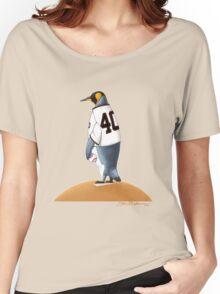 Bumgarner Penguin Women's Relaxed Fit T-Shirt