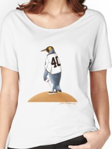 Bumgarner Penguin Women's Relaxed Fit T-Shirt