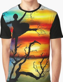 Dancer Graphic T-Shirt