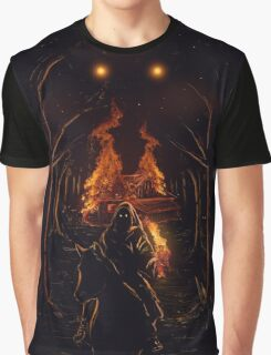 The Arsonist Graphic T-Shirt
