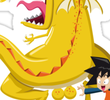 Dragon BallS Sticker