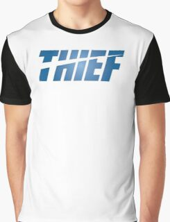 Leverage Thief Graphic T-Shirt