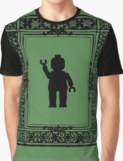 PARISIAN WAVE, by Customize My Minifig Graphic T-Shirt