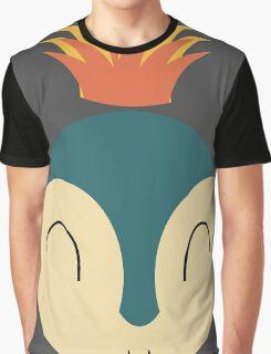 Cyndaquil Ball Graphic T-Shirt