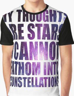 Constellations - TFioS Graphic T-Shirt