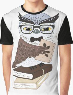 Professor Owl Graphic T-Shirt