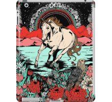 Pony Gold iPad Case/Skin