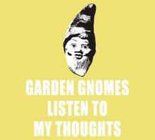 Garden Gnomes (white) Kids Clothes