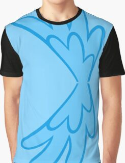 Rainbow Dash Wings [for backside!] Graphic T-Shirt