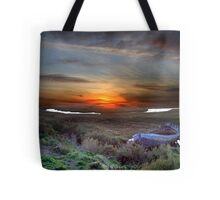 View over Blakbney Point. Tote Bag
