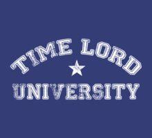Time Lord University by daeryk
