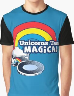 Magically Delicious | Funny Unicorn Shirt Graphic T-Shirt