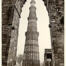 The Qutb Minar by Neha Singh