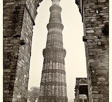 The Qutb Minar by Neha Singh