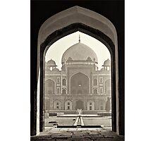 The Humayun's tomb Photographic Print