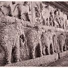 Elephant Carvings by Neha Singh