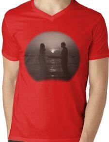 I love you! Mens V-Neck T-Shirt