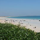 Cable Beach, Broome, Western Australia by Margaret  Hyde