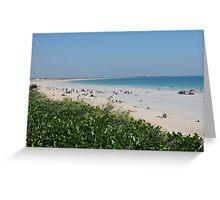 Cable Beach, Broome, Western Australia Greeting Card