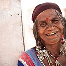 Tribal Woman by Neha Singh