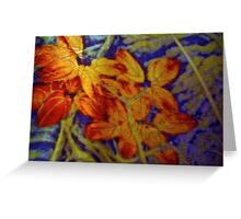 Who is on your twig? Greeting Card