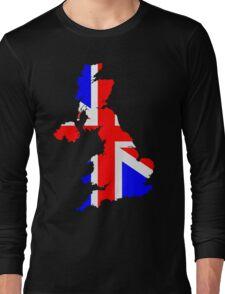 United Kingdom Long Sleeve T-Shirt
