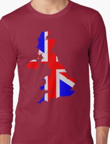 United Kingdom Long Sleeve T-Shirt