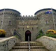 Kryal Castle by Chris Chalk