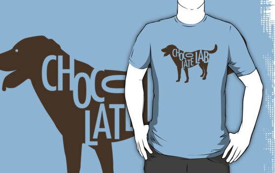 Chocolate Lab by gstrehlow2011