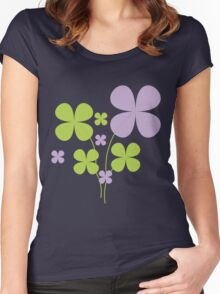Shamrock Women's Fitted Scoop T-Shirt