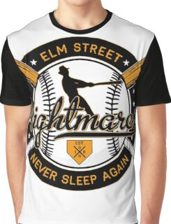 Elm St. Nightmares Graphic T-Shirt