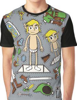 Dress up Link Graphic T-Shirt