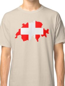 Switzerland Classic T-Shirt