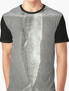 Revenge of The Whale  Graphic T-Shirt