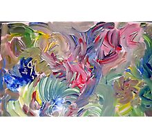 """Elementals"" - Acrylic on Canvas Photographic Print"