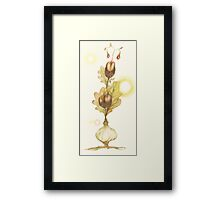 New Growth - Spring Framed Print