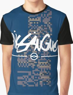 MissingNo Brand Graphic T-Shirt