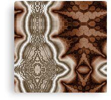 Contrasting Values Canvas Print