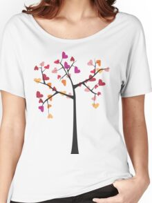 Tree love Women's Relaxed Fit T-Shirt